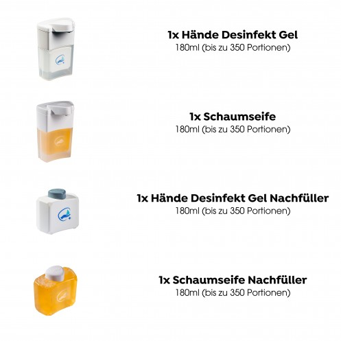 Family-Handhygiene-Set